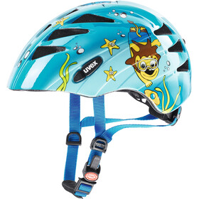 UVEX Kid 1 Bike Helmet Children turquoise